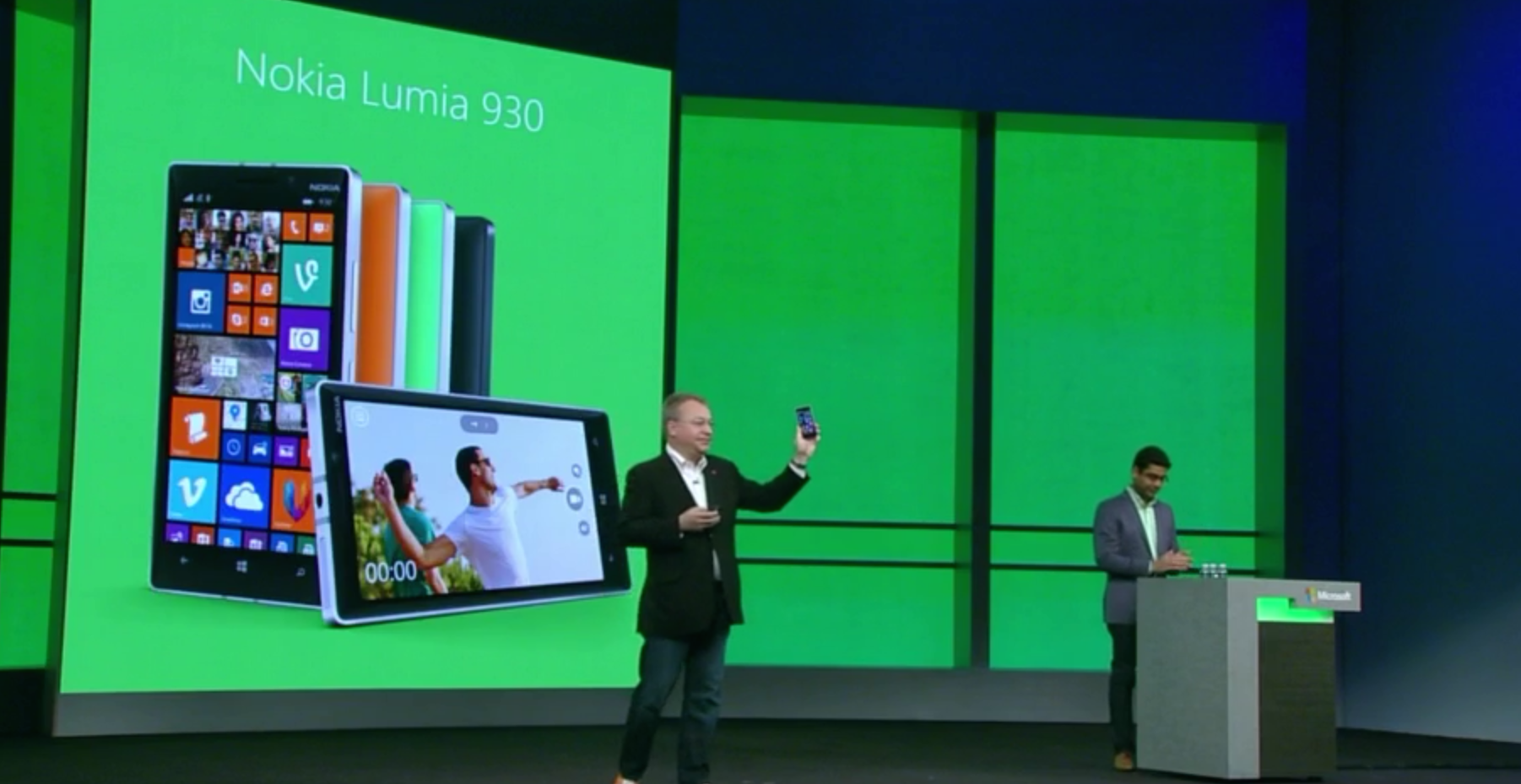 Nokia announces the $599 Lumia 930 smartphone: 5-inch display, wireless charging and 20MP camera