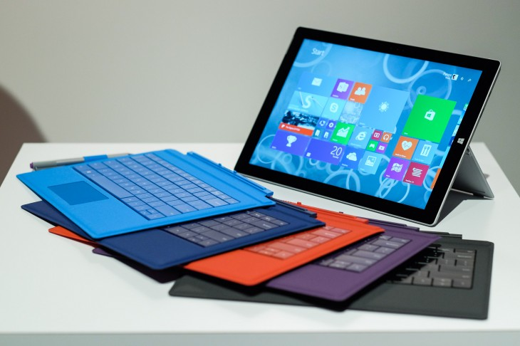 Microsoft's First Surface Pro 3 Ad: Tablet That Replaces Laptop