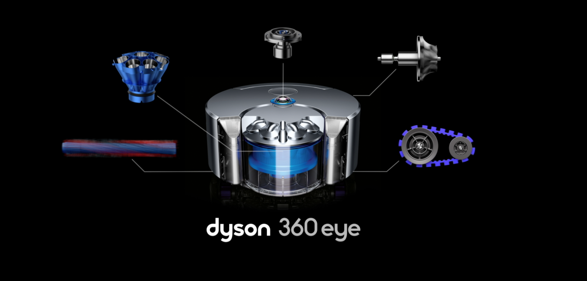 the 360 eye is dyson 39 s first robotic vacuum cleaner the. Black Bedroom Furniture Sets. Home Design Ideas