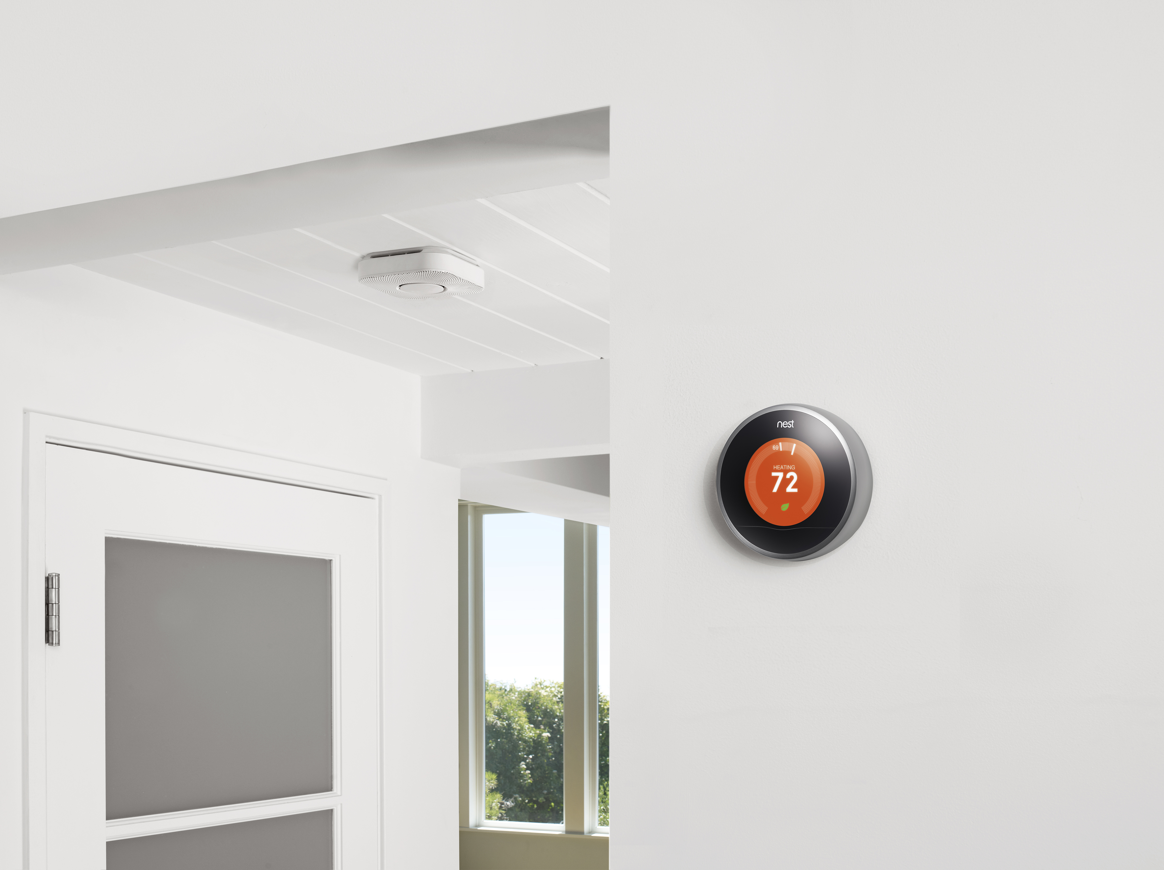 nest integrates dropcam and other home automation systems. Black Bedroom Furniture Sets. Home Design Ideas