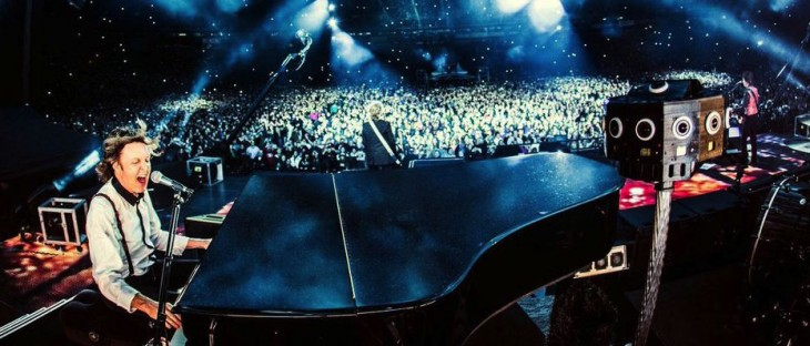 Image result for Paul McCartney concert