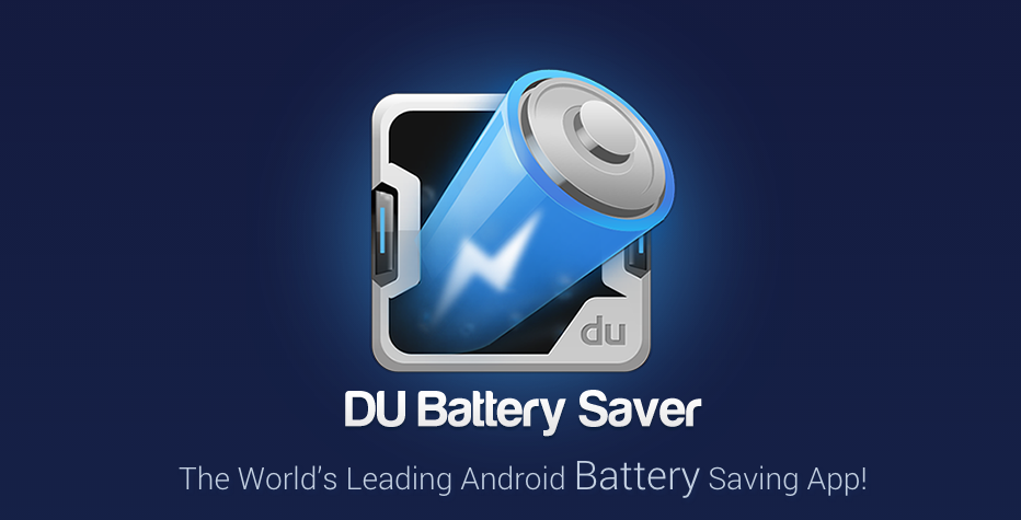 DU Battery Saver gives control over your phone's battery life
