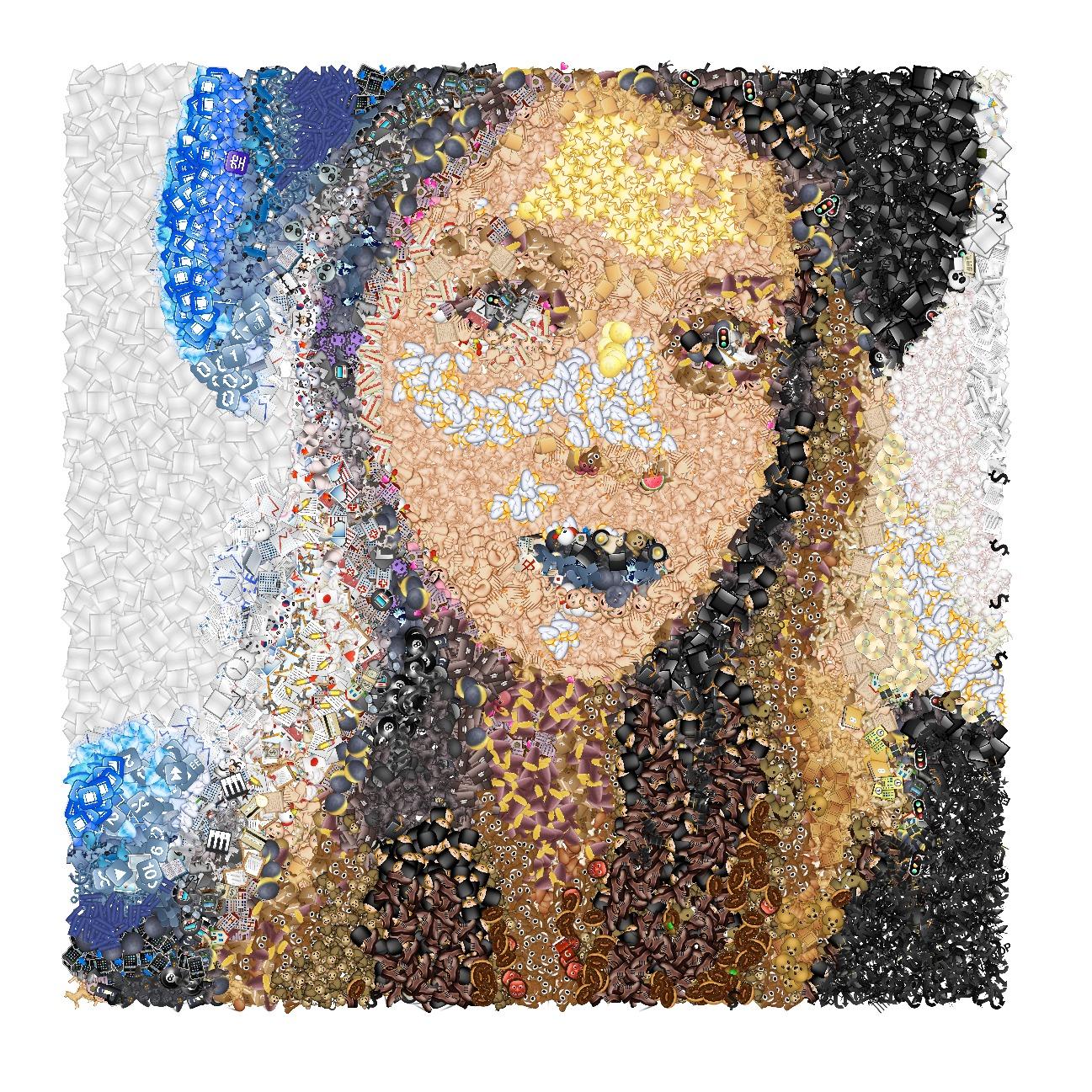Turn picture into emoji