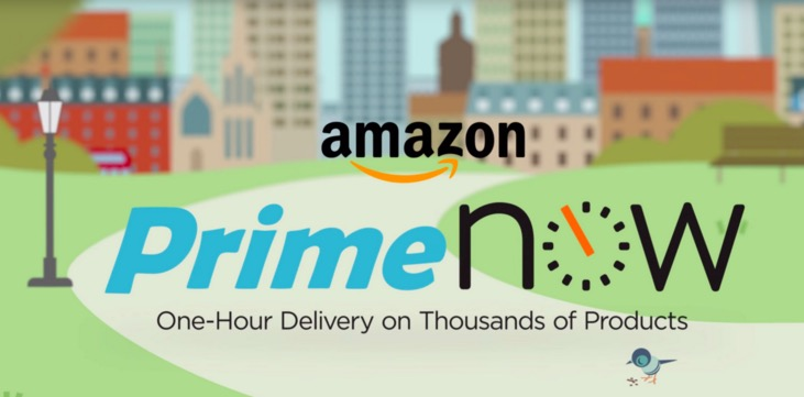 amazon 39 s prime now 1 hour delivery expands to the san francisco bay area the next web. Black Bedroom Furniture Sets. Home Design Ideas