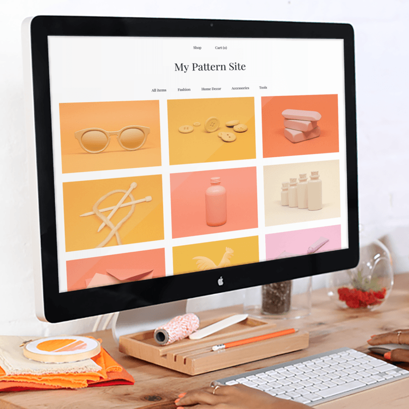 Superb Launches Pattern An Online Store Builder To Take On Squarespace Hairstyle Inspiration Daily Dogsangcom