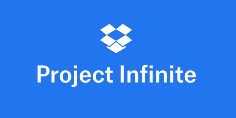 Dropbox's new 'Project Infinite' will make you stop crying about ...
