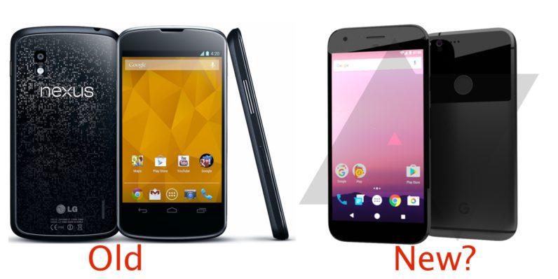 Google's HTC-built 2016 Nexus looks like the 2012 Nexus 4