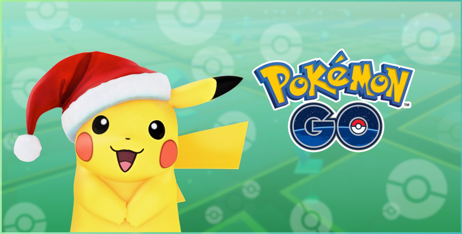 793a31a4 Niantic has some holiday surprises in store for devoted Pokemon Go players  as the company has started rolling out an update that brings lots of new ...