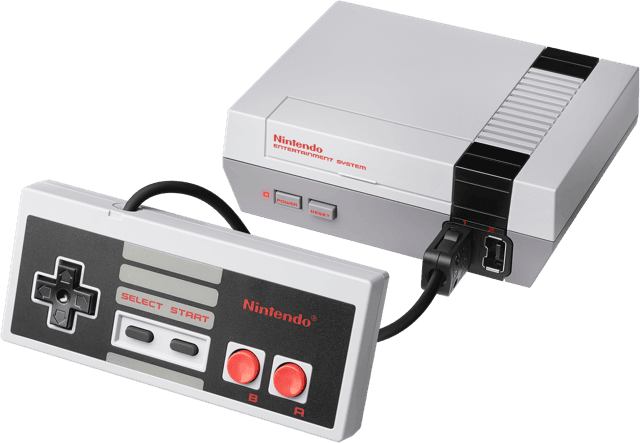 Nintendo sold almost as many NES Classics in 3 weeks as it did Wii Us in 6 months