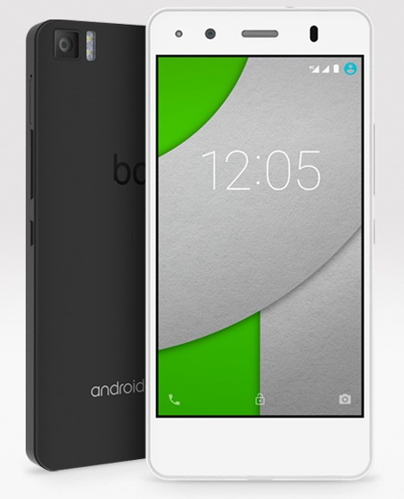 The BQ Aquaris A4.5 that launched in Europe in 2015