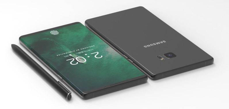 photo image Samsung is reportedly cramming Sony batteries into the Galaxy S8