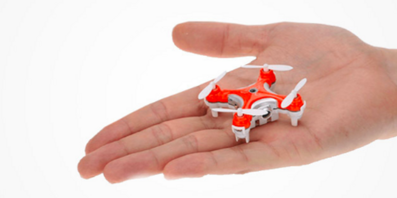 The World's Smallest Camera Drone Can Be Yours for Just $27 Right Now