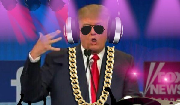 DJ Trump is GREAT video mixer that makes Trump say ...