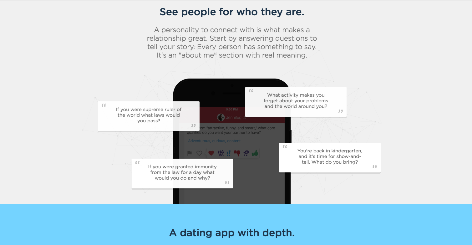 Find out if someone dating website