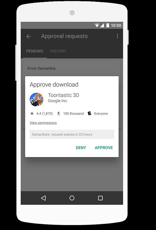 Google Family Link App-suggestionbuddy