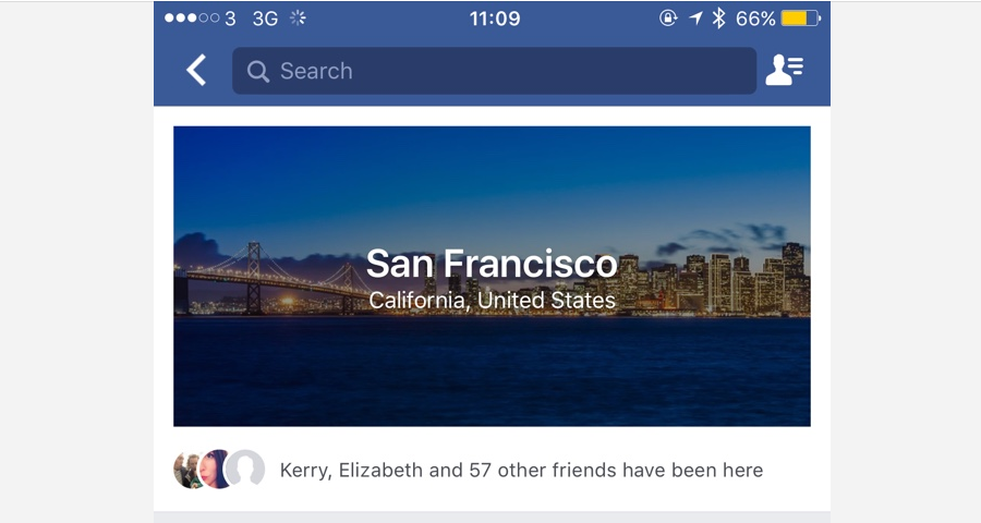 Facebook Adds City Guides to Become your New Travel Companion