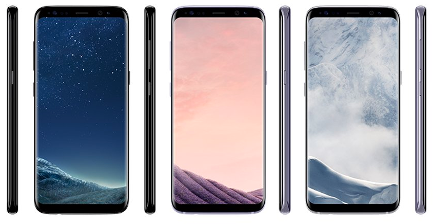 photo image Samsung Galaxy S8 will come in three colors and cost more than iPhone 7