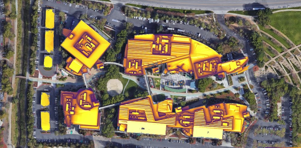 Googles New Sun Map Will Tell You Whether Your Roof Needs A Solar - Solar panel map us