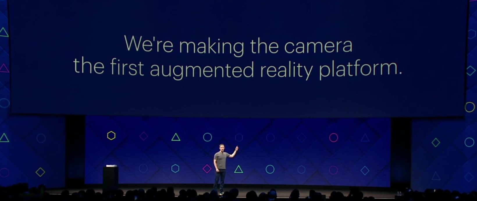 Facebook is turning its camera effects into an open for Facebook camera