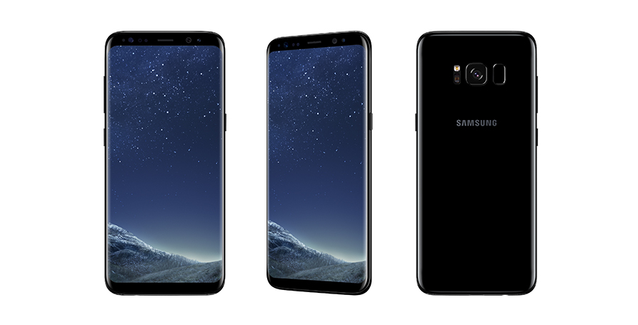 photo image Samsung Galaxy S8 is now officially shipping… in these four countries