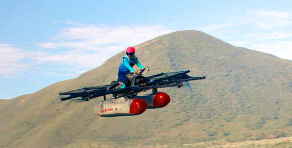 Larry Page's new startup promises to bring flying cars by the end of 2017