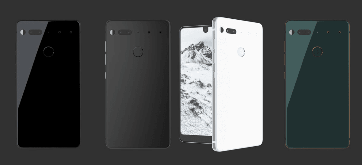 essential, android, andy rubin, phone