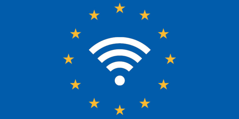 europe, european union, wi-fi, free, public