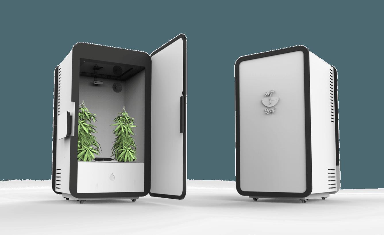weed-growing-machine