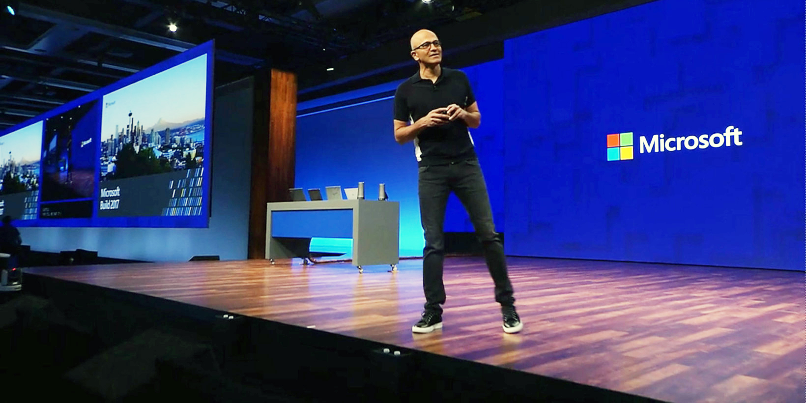 Here's what you missed at Microsoft Build 2017 (Day One)