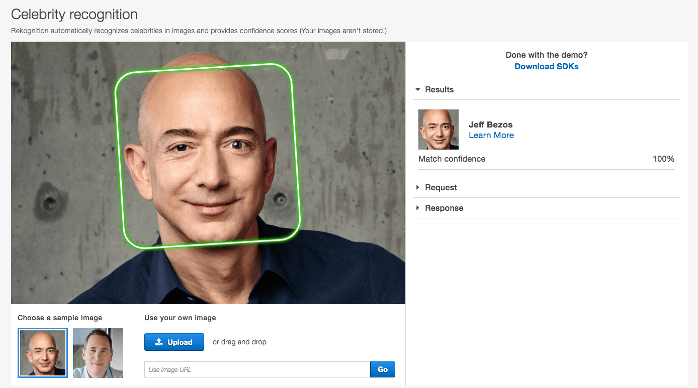 amazon launches a useless google reverse image search clone for