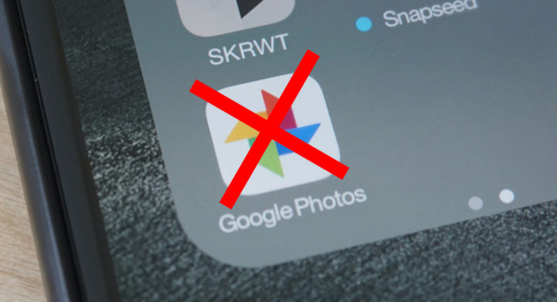 Google has killed off the ability to only back up Photos while charging