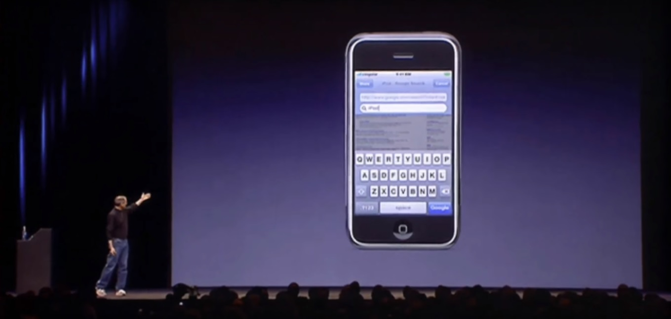 Apple released its iPhone to the public on June 29th 2007 3b7f4df47eb82