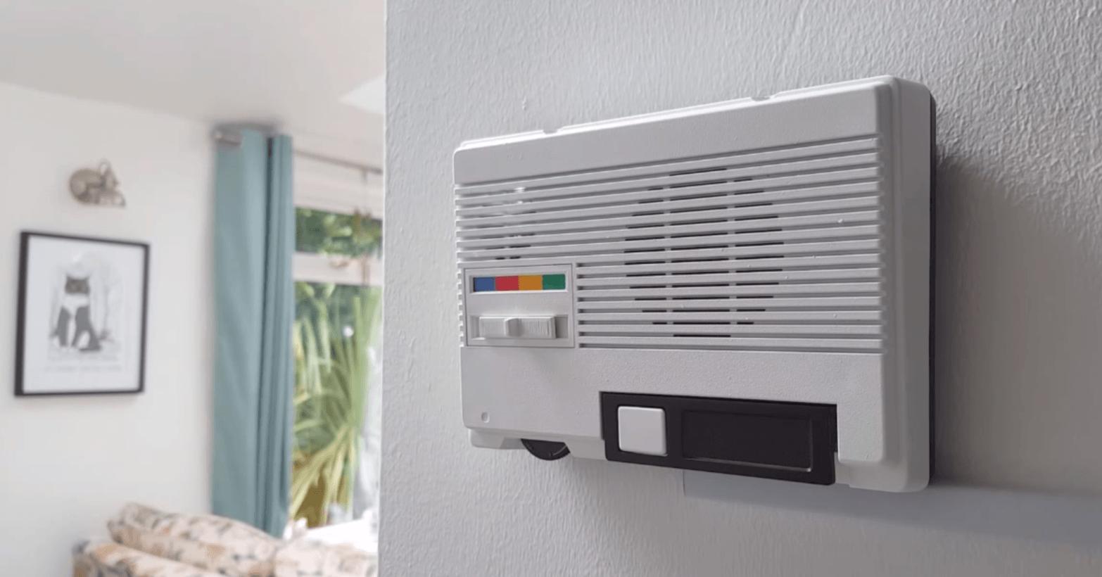 Oldschool intercom gets Raspberry Pi upgrade to turn into Google Home