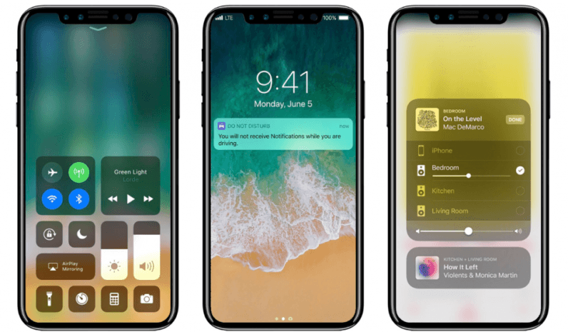 Is this the iPhone 8? Sure looks like it